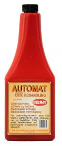 QMI Automatgirbehandling